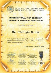 Cross diploma