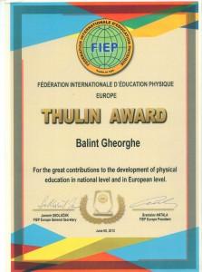 Diploma Thulin